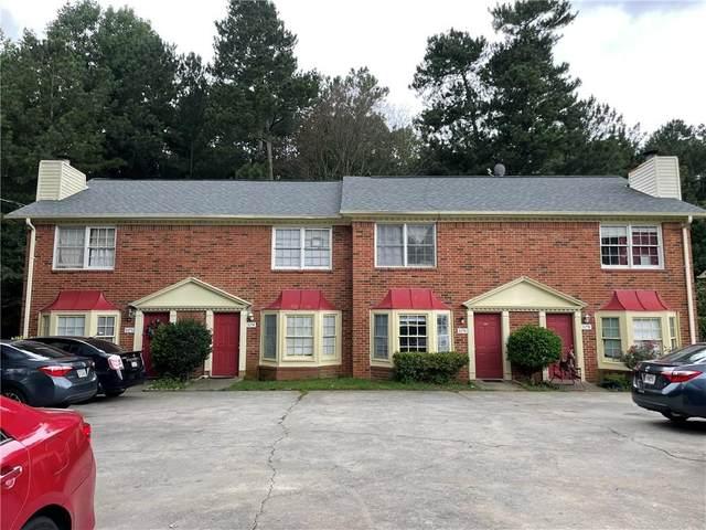 1272 Sweet Pine Drive, Norcross, GA 30093 (MLS #6933643) :: The Hinsons - Mike Hinson & Harriet Hinson