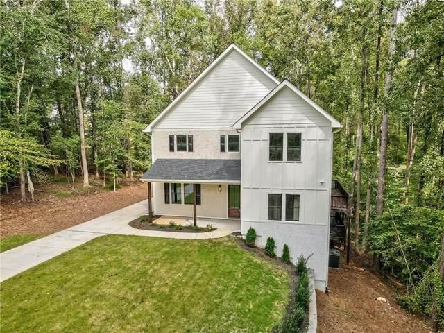 175 Gladwyne Ridge Drive, Milton, GA 30004 (MLS #6933673) :: North Atlanta Home Team