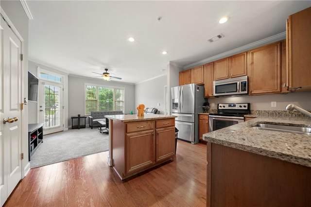 7265 Glisten Avenue #124, Atlanta, GA 30328 (MLS #6933819) :: Kennesaw Life Real Estate