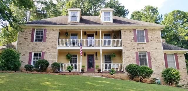 3886 Morris Court, Peachtree Corners, GA 30092 (MLS #6934029) :: North Atlanta Home Team