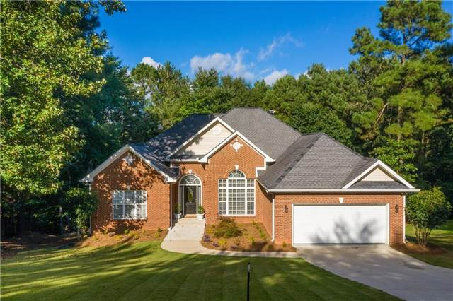 4858 Goddards Ford Road, Gainesville, GA 30504 (MLS #6934217) :: Path & Post Real Estate