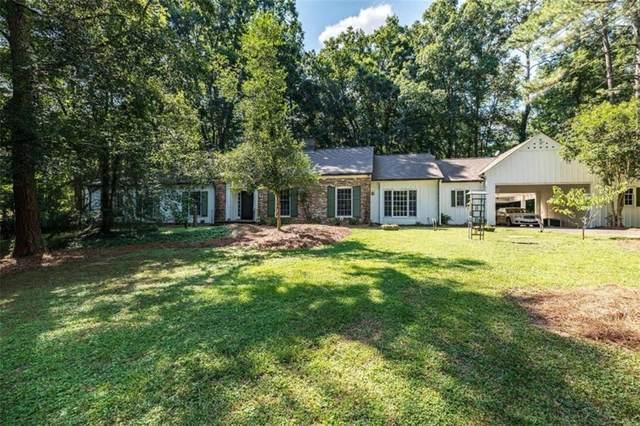 48 Bellemont Drive SW, Rome, GA 30165 (MLS #6934440) :: North Atlanta Home Team