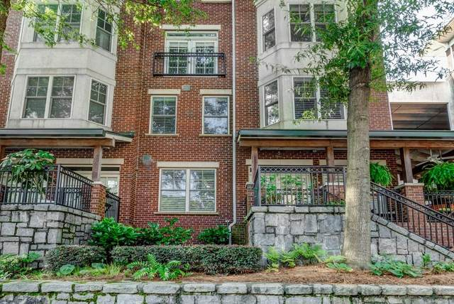 850 Piedmont Avenue NE #3328, Atlanta, GA 30308 (MLS #6934624) :: The Hinsons - Mike Hinson & Harriet Hinson