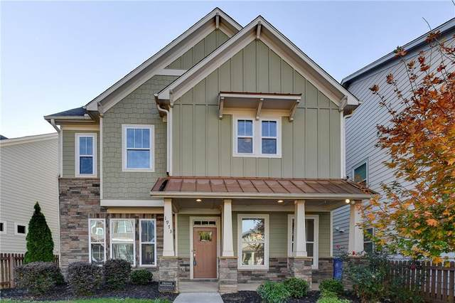 1973 Boyd Trace Lane NW, Atlanta, GA 30318 (MLS #6934880) :: Tonda Booker Real Estate Sales