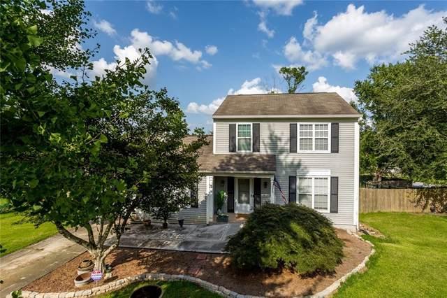 1341 Shenta Oak Drive, Norcross, GA 30093 (MLS #6934959) :: North Atlanta Home Team