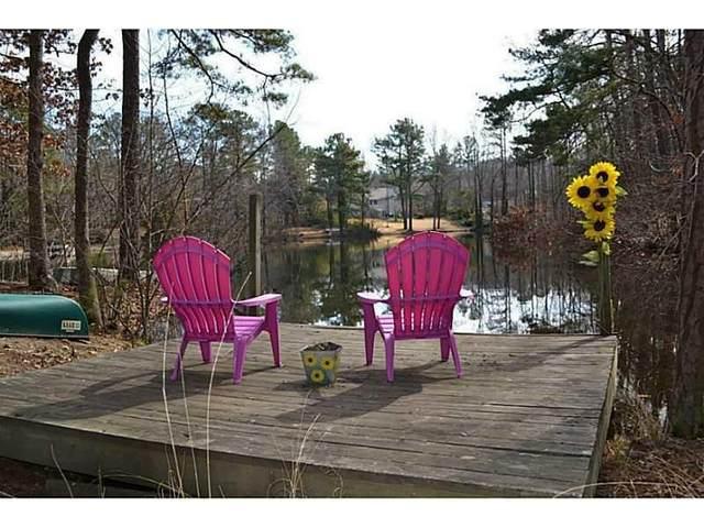 4652 Pond Lane, Marietta, GA 30062 (MLS #6935210) :: The Hinsons - Mike Hinson & Harriet Hinson