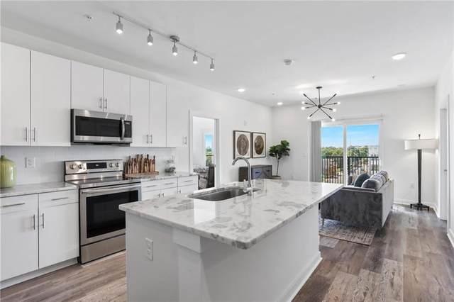 525 Parkway Drive NE #518, Atlanta, GA 30308 (MLS #6935291) :: Tonda Booker Real Estate Sales