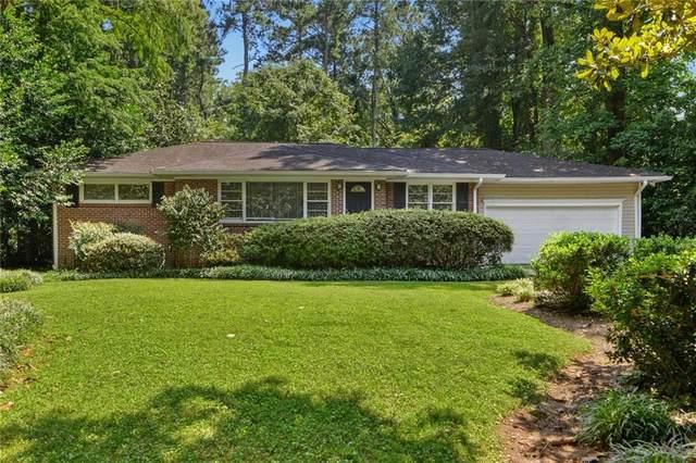 159 Cromwell Road, Atlanta, GA 30328 (MLS #6935450) :: The Heyl Group at Keller Williams