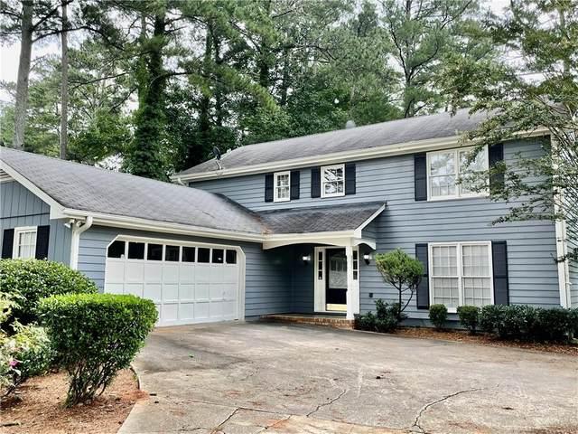 934 Carlisle Road, Stone Mountain, GA 30083 (MLS #6935603) :: North Atlanta Home Team