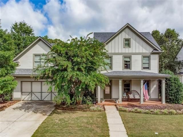 114 Haleys Circle, Woodstock, GA 30188 (MLS #6935693) :: North Atlanta Home Team