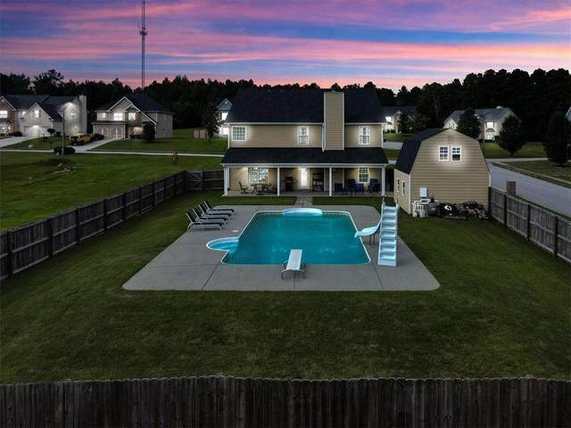 6013 Locklear Way, Douglasville, GA 30134 (MLS #6935740) :: North Atlanta Home Team