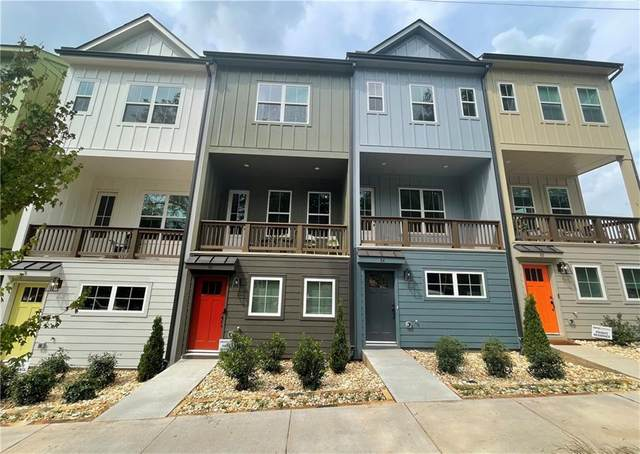 60 Bill Lucas Drive #7, Atlanta, GA 30315 (MLS #6935864) :: Dillard and Company Realty Group