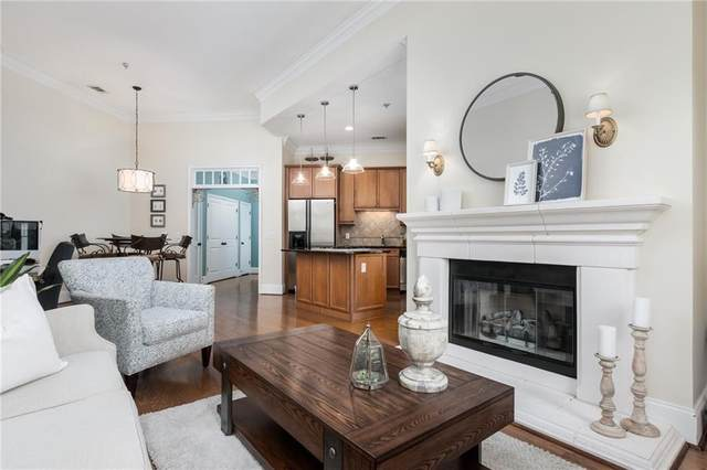 825 Highland Lane NE #1317, Atlanta, GA 30306 (MLS #6935911) :: The Kroupa Team | Berkshire Hathaway HomeServices Georgia Properties