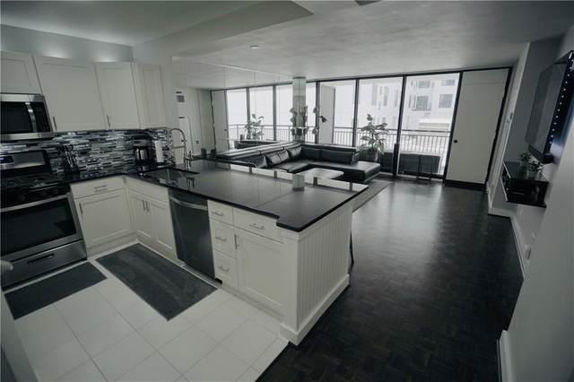 620 Peachtree Street NE #1103, Atlanta, GA 30308 (MLS #6936028) :: Atlanta Communities Real Estate Brokerage