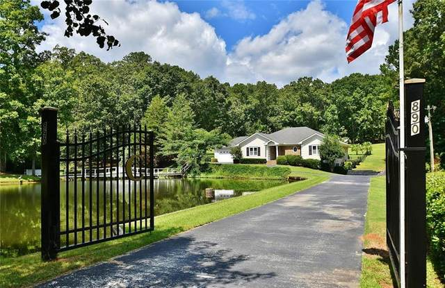 890 Bethany Road, Covington, GA 30016 (MLS #6936084) :: Path & Post Real Estate
