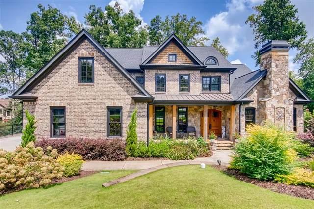 3115 Rock Manor Way, Buford, GA 30519 (MLS #6936125) :: North Atlanta Home Team
