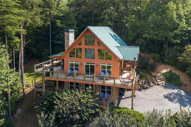 212 Chestatee Drive, Cleveland, GA 30528 (MLS #6936464) :: RE/MAX One Stop