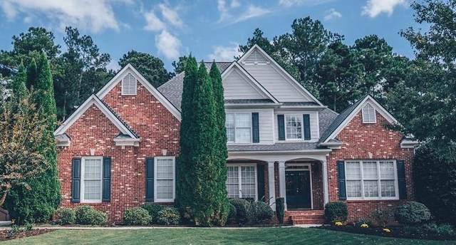 502 Highcrest Drive, Dallas, GA 30101 (MLS #6936984) :: RE/MAX Paramount Properties