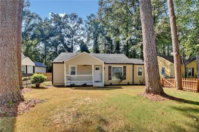 1165 Graymont Drive SW, Atlanta, GA 30310 (MLS #6937000) :: Compass Georgia LLC