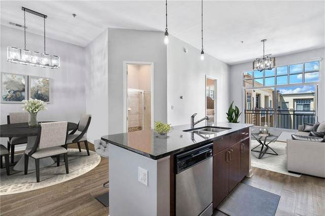 711 NE Cosmopolitan Drive NE #428, Atlanta, GA 30324 (MLS #6937077) :: Good Living Real Estate