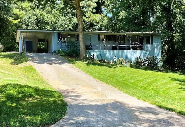 300 Nottingham Drive, Woodstock, GA 30188 (MLS #6937364) :: North Atlanta Home Team