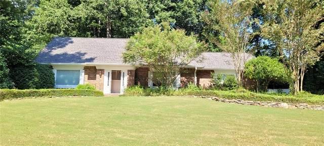 264 Devonwood Drive, Atlanta, GA 30328 (MLS #6937452) :: North Atlanta Home Team