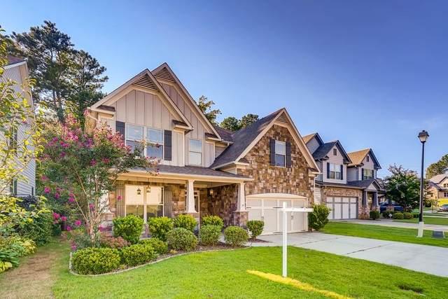 2732 Collins Cove Avenue, Lawrenceville, GA 30043 (MLS #6937526) :: North Atlanta Home Team