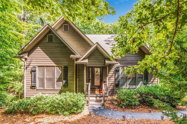 241 Lady Slipper Lane, Big Canoe, GA 30143 (MLS #6937645) :: 515 Life Real Estate Company