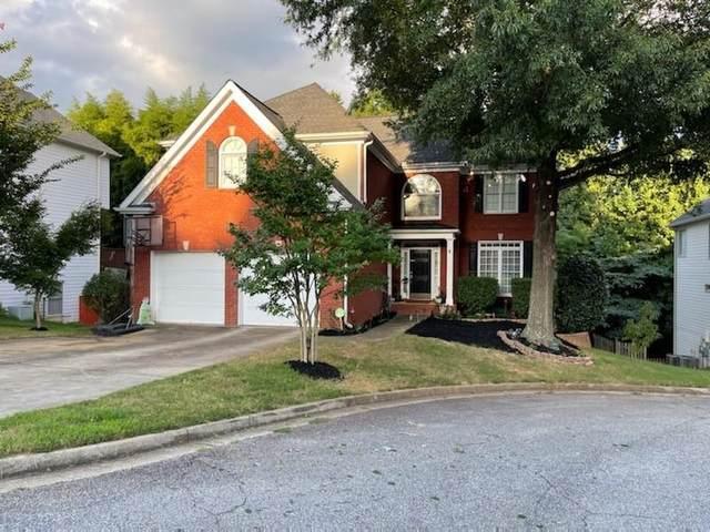4509 Glenpointe Way SE, Smyrna, GA 30080 (MLS #6937675) :: North Atlanta Home Team