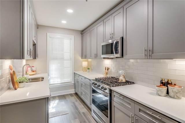 3101 Howell Mill Road NW #105, Atlanta, GA 30327 (MLS #6937925) :: Virtual Properties Realty