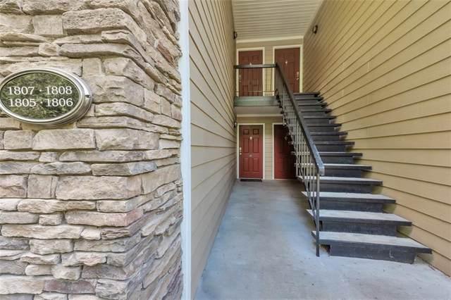 1468 Briarwood Road NE #1806, Brookhaven, GA 30319 (MLS #6937975) :: Atlanta Communities Real Estate Brokerage