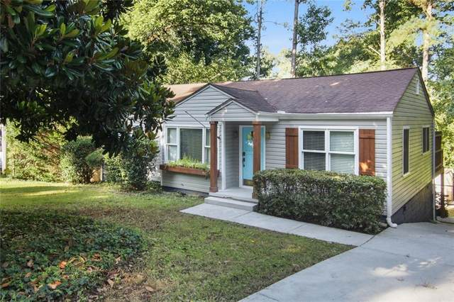 1050 Briar Vista Terrace NE, Atlanta, GA 30324 (MLS #6937998) :: Kennesaw Life Real Estate