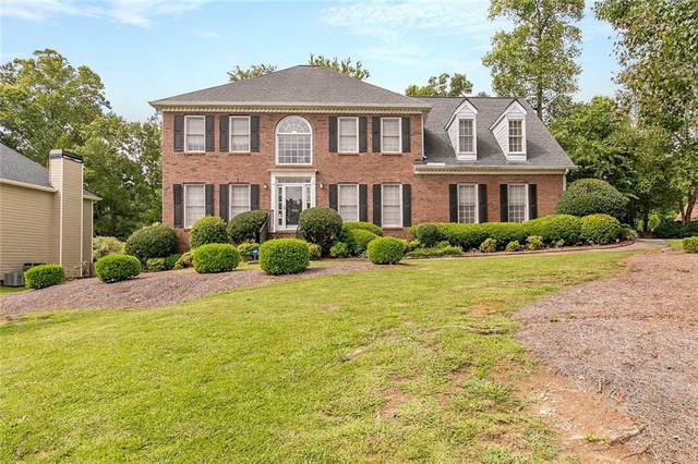 3146 Crestmont Way NW, Kennesaw, GA 30152 (MLS #6938140) :: Kennesaw Life Real Estate