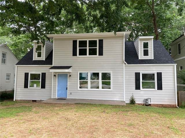 27 E Lake Drive NE, Atlanta, GA 30317 (MLS #6938259) :: Cindy's Realty Group
