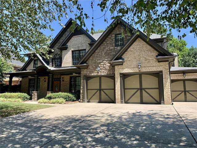 1581 Turtle Pond Drive, Hoschton, GA 30548 (MLS #6938666) :: North Atlanta Home Team