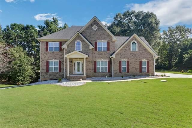 1580 Hillside Oak Drive, Grayson, GA 30017 (MLS #6938684) :: North Atlanta Home Team