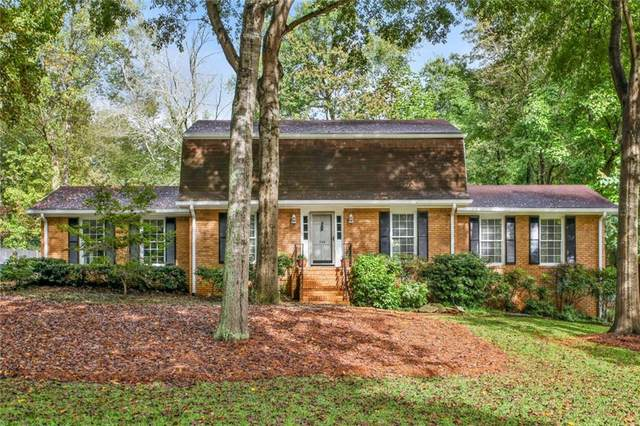 349 Baskin Drive SW, Marietta, GA 30064 (MLS #6938709) :: North Atlanta Home Team