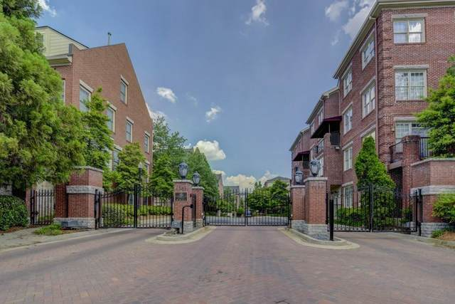 1735 Peachtree Street #114, Atlanta, GA 30309 (MLS #6938782) :: Tonda Booker Real Estate Sales