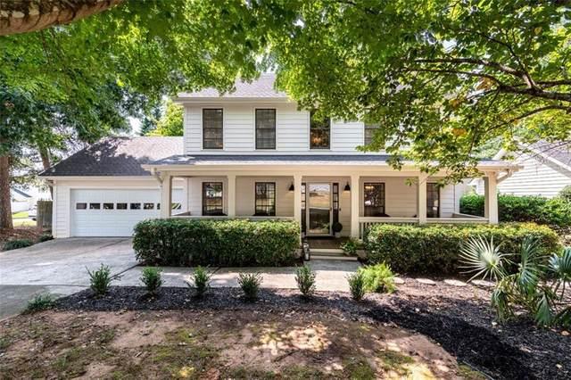 1400 Kingfield Drive, Alpharetta, GA 30005 (MLS #6938794) :: Good Living Real Estate