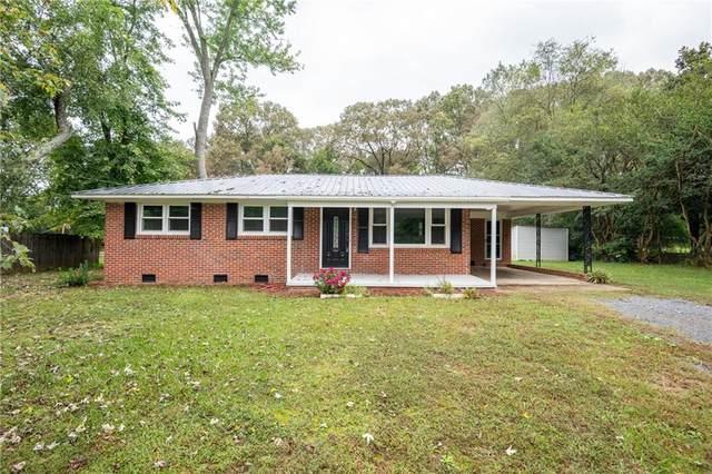 3618 Dews Pond Road SE, Calhoun, GA 30701 (MLS #6938835) :: North Atlanta Home Team