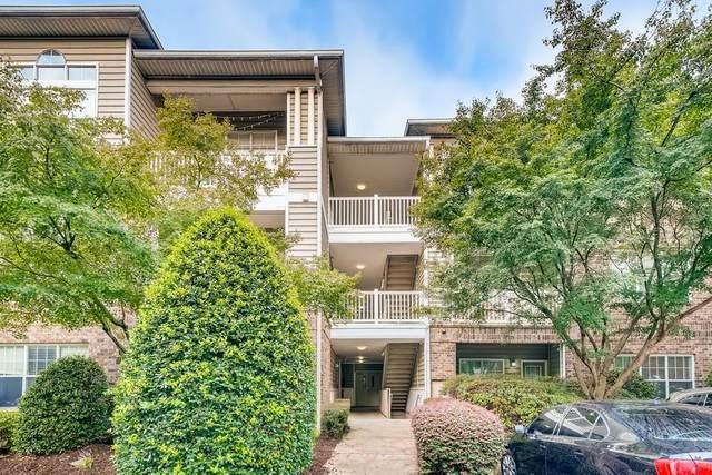 2700 Pine Tree Road NE #2309, Atlanta, GA 30324 (MLS #6938889) :: Virtual Properties Realty