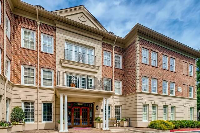 5415 Northland Drive #212, Sandy Springs, GA 30342 (MLS #6938909) :: The Kroupa Team | Berkshire Hathaway HomeServices Georgia Properties