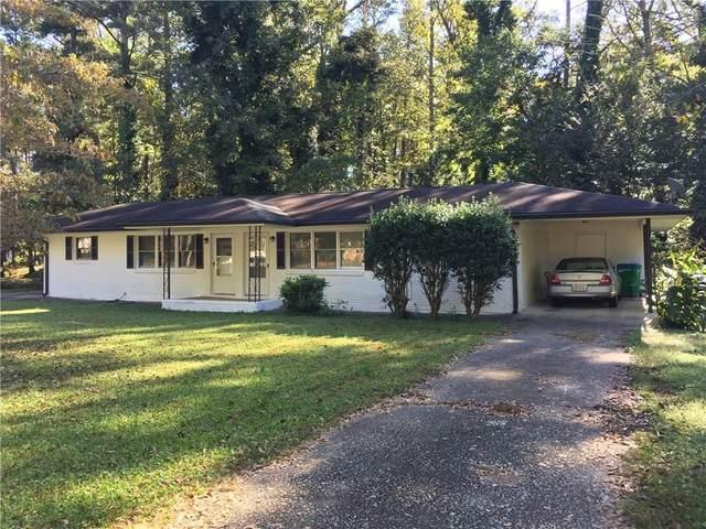5091 Jones Road, Austell, GA 30106 (MLS #6938913) :: Tonda Booker Real Estate Sales