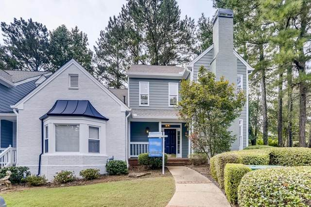 401 Carryback Drive, Marietta, GA 30068 (MLS #6939052) :: The Kroupa Team | Berkshire Hathaway HomeServices Georgia Properties