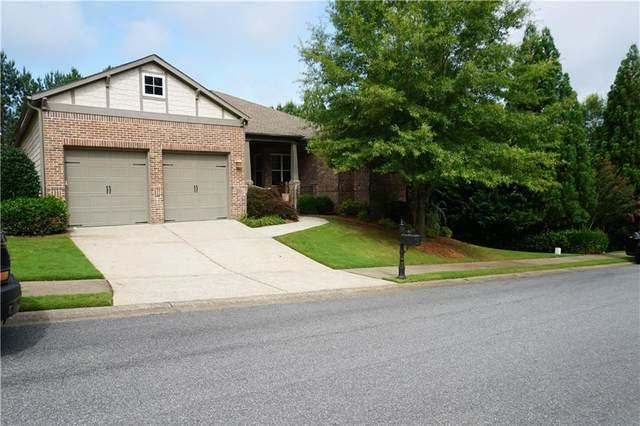 805 Daicey Way, Canton, GA 30114 (MLS #6939427) :: North Atlanta Home Team