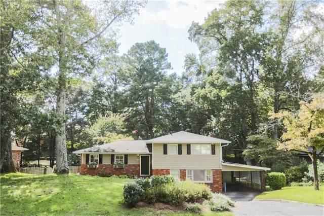 205 Pamela Street NW, Marietta, GA 30064 (MLS #6939430) :: Good Living Real Estate
