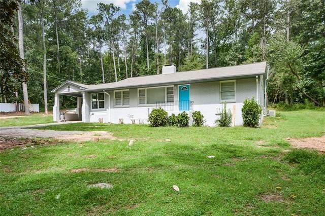 1216 S Gordon Road, Austell, GA 30168 (MLS #6939503) :: North Atlanta Home Team