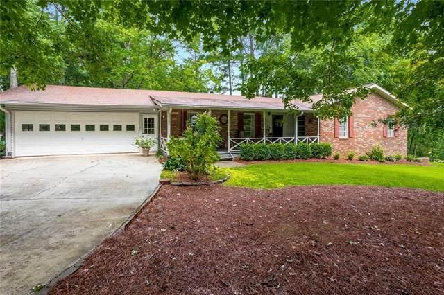 2354 Bluff Drive NW, Kennesaw, GA 30152 (MLS #6939578) :: North Atlanta Home Team