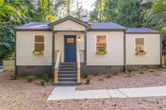 1937 Clairmont Terrace NE, Atlanta, GA 30345 (MLS #6939685) :: Kennesaw Life Real Estate