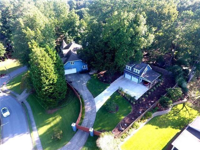 880 Chestnut Lake Drive NE, Marietta, GA 30068 (MLS #6940302) :: North Atlanta Home Team